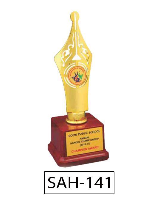 pencil trophy