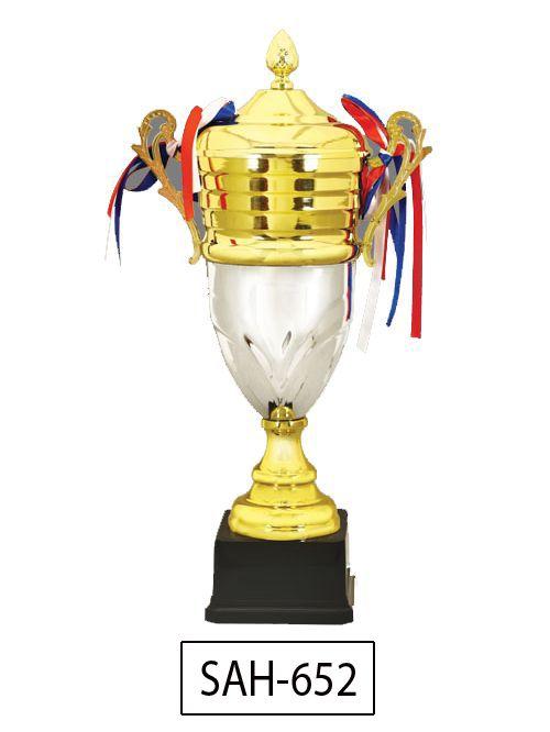 rolling trophy