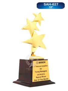 Metal Three Star Award