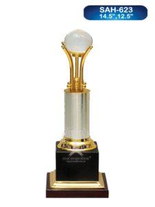 Metal Winning Trophy